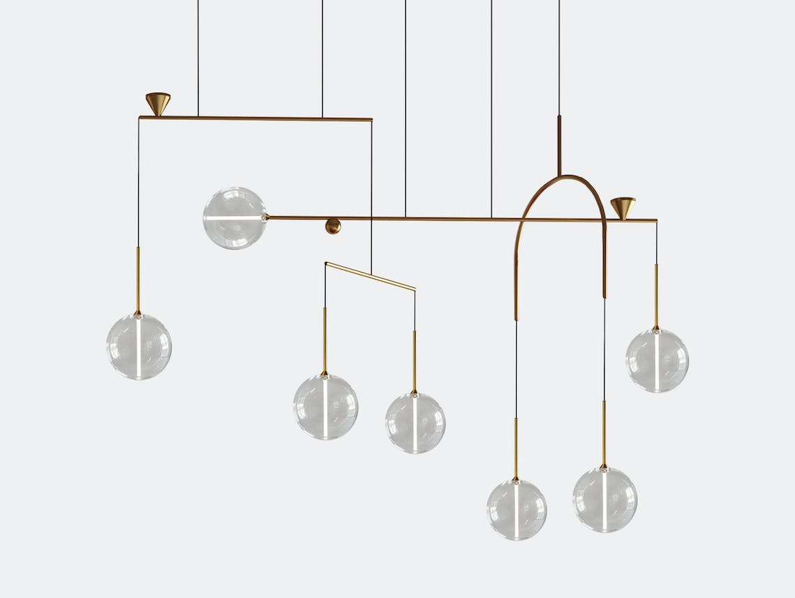Giopato And Coombes Dew Drops Chandelier 7