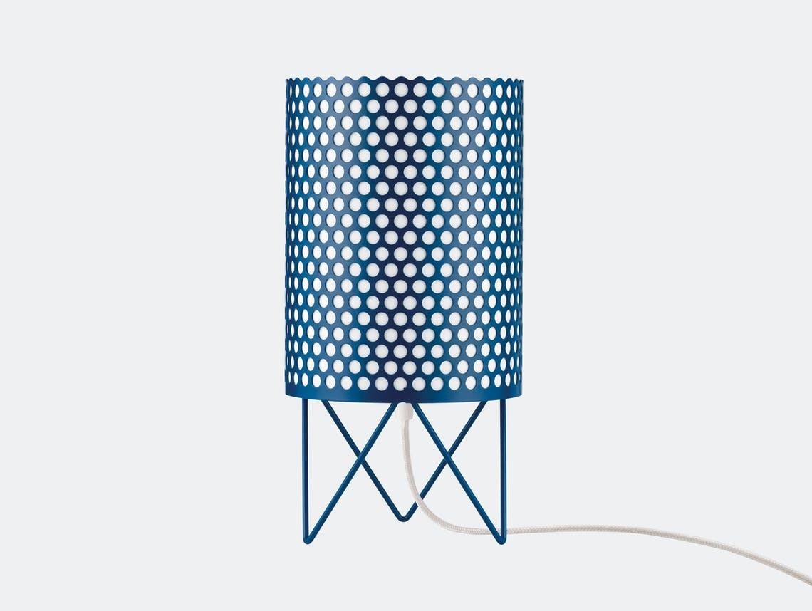 Gubi Abc Table Lamp Blue