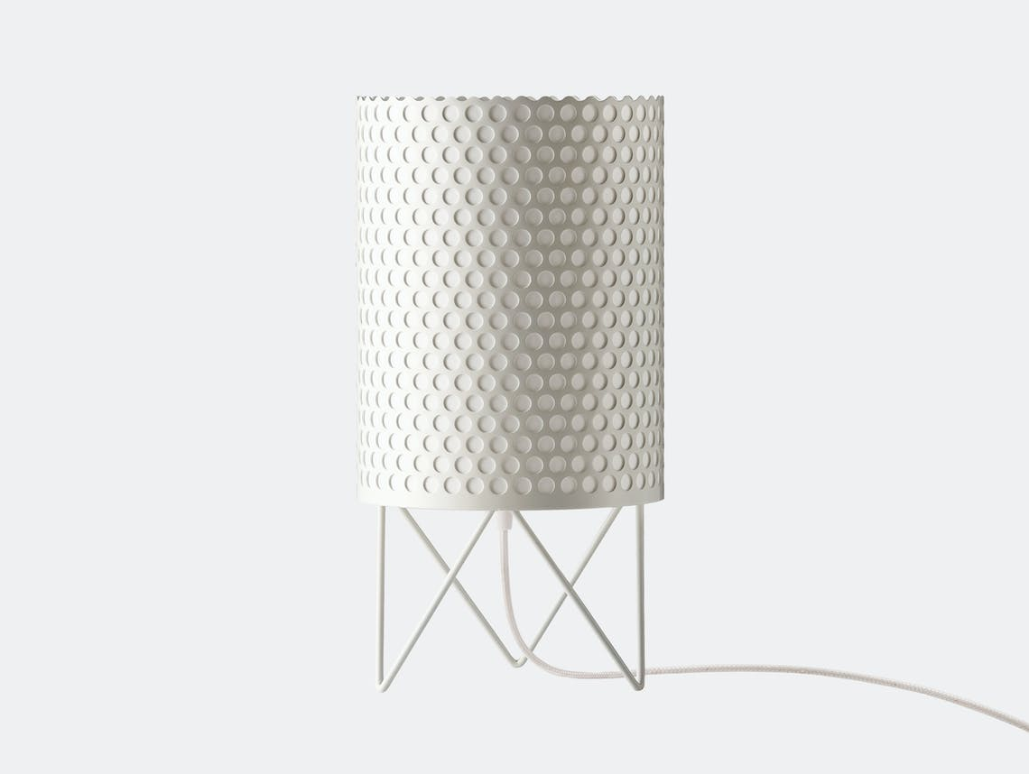 Gubi Abc Table Lamp White