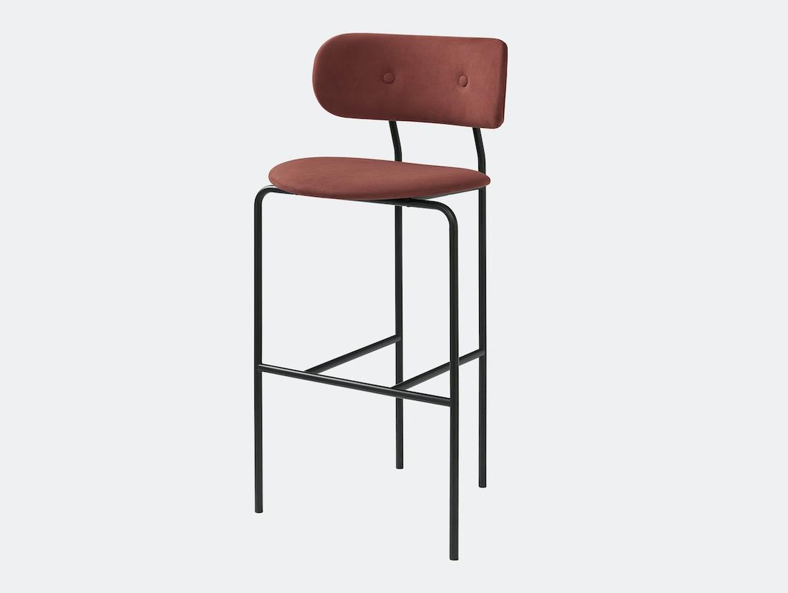 Gubi Coco Barstool Bar Chair Oeo Studio
