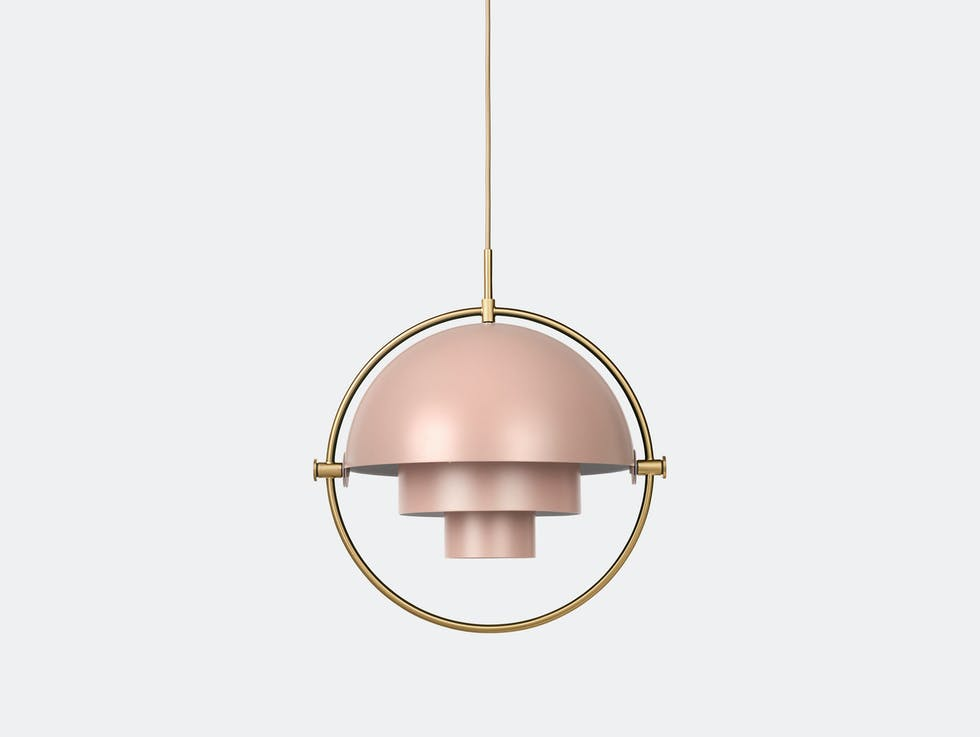 Multi-Lite Pendant Light image