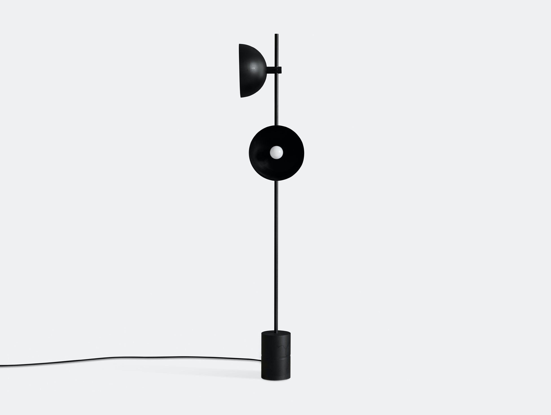 Handvark Studio Floor Lamp Black Laura Bilde