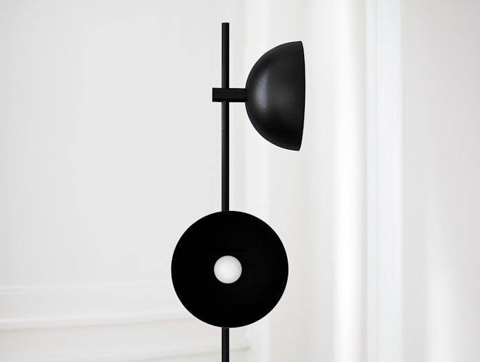 Handvark Studio Floor Lamp Detail Laura Bilde