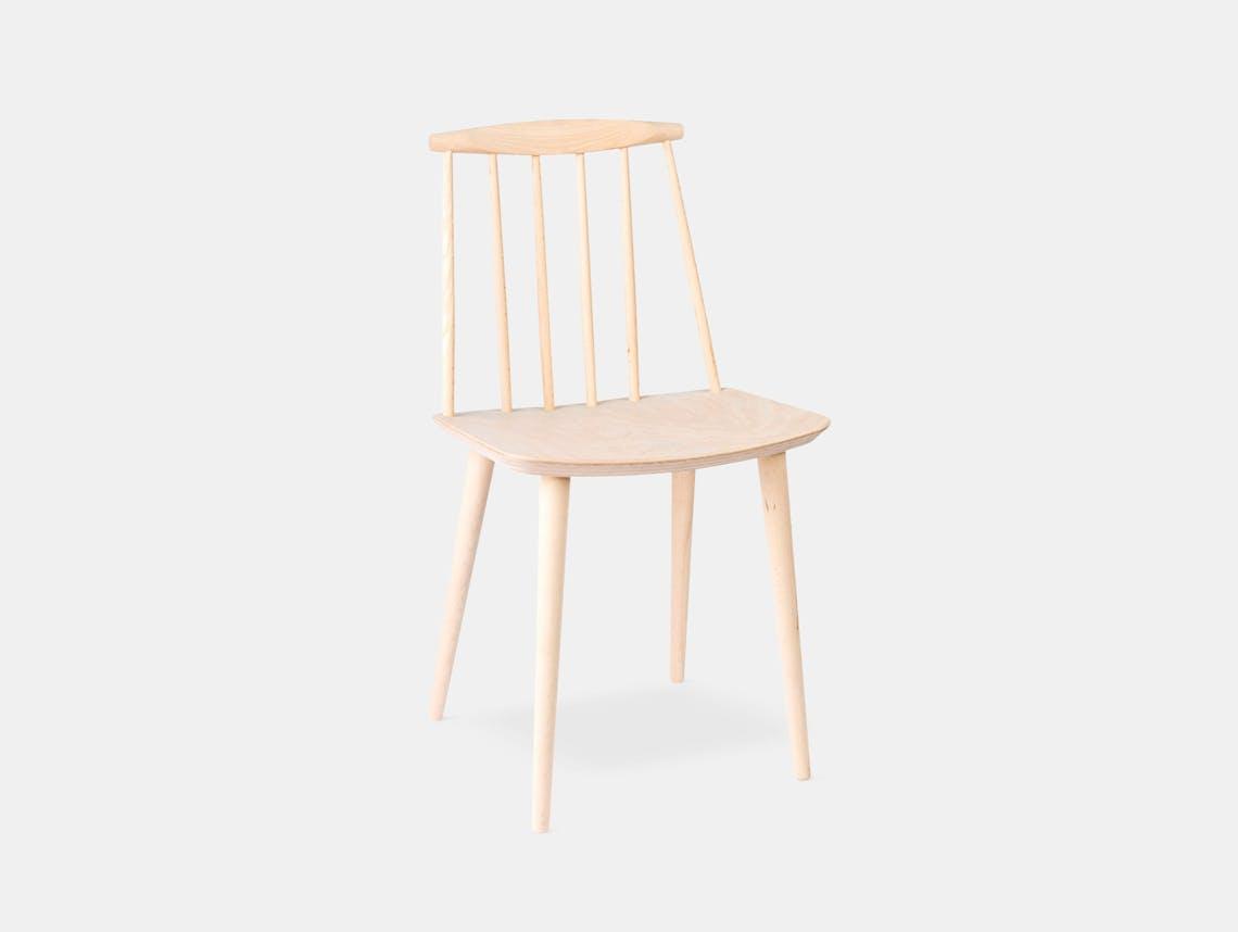 Hay J77 Chair Beech Folke Palsson