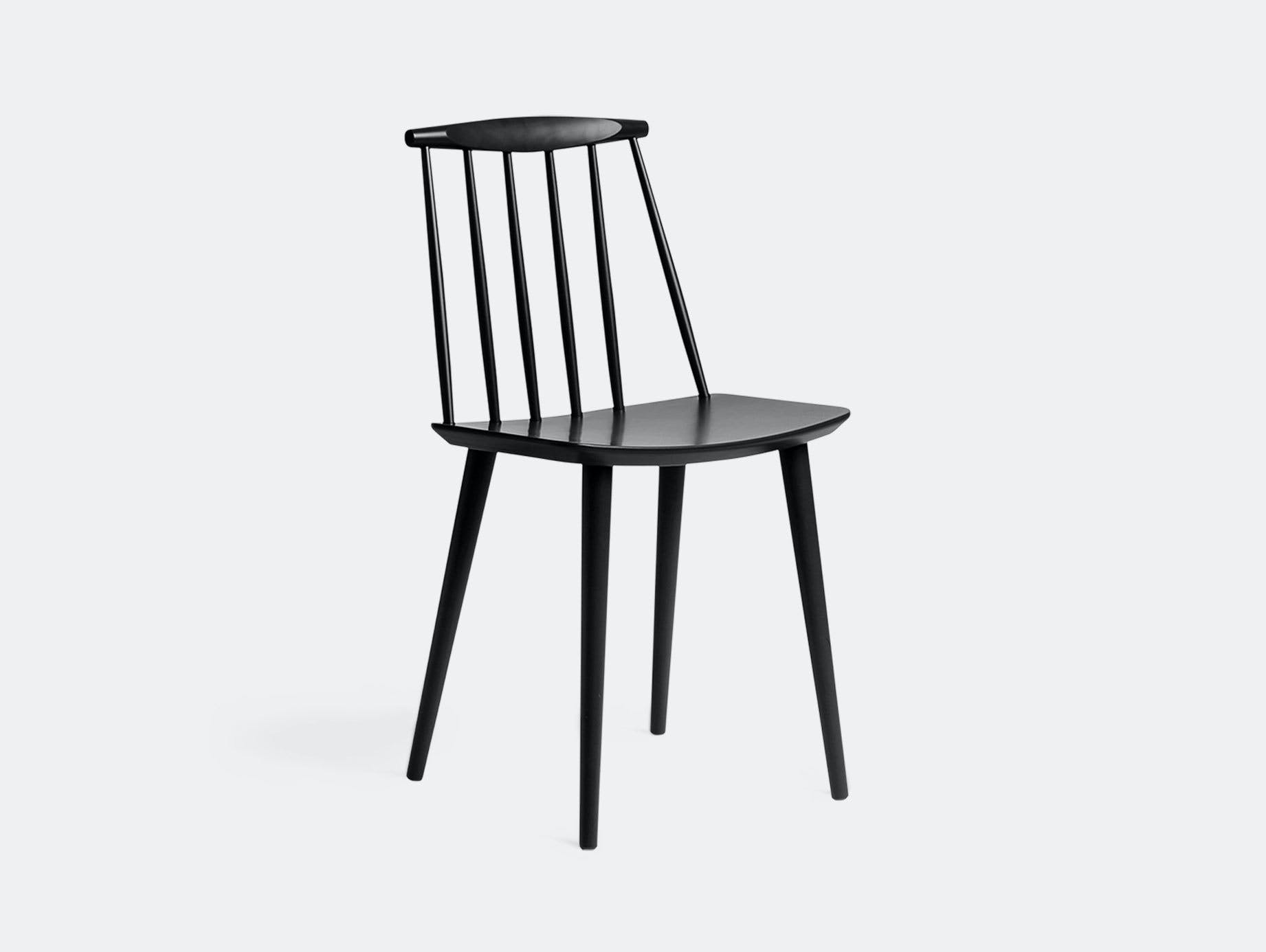 Hay J77 Chair Black Folke Palsson