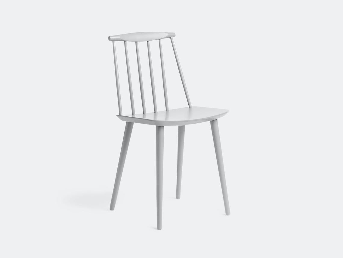 Hay J77 Chair Dusty Grey Folke Palsson