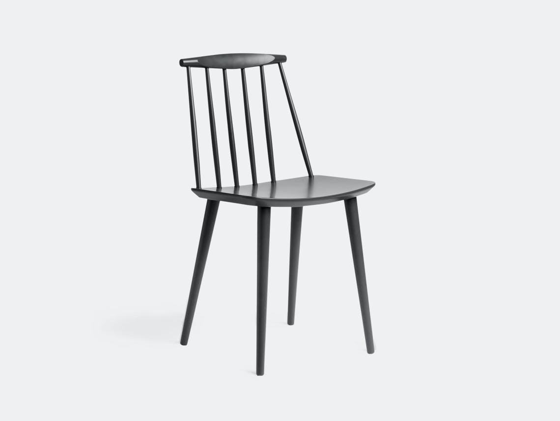 Hay J77 Chair Stone Grey Folke Palsson