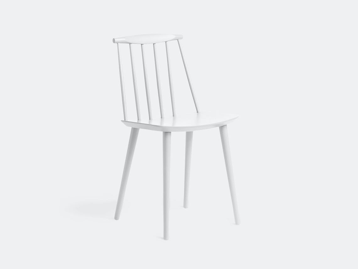 Hay J77 Chair White Folke Palsson