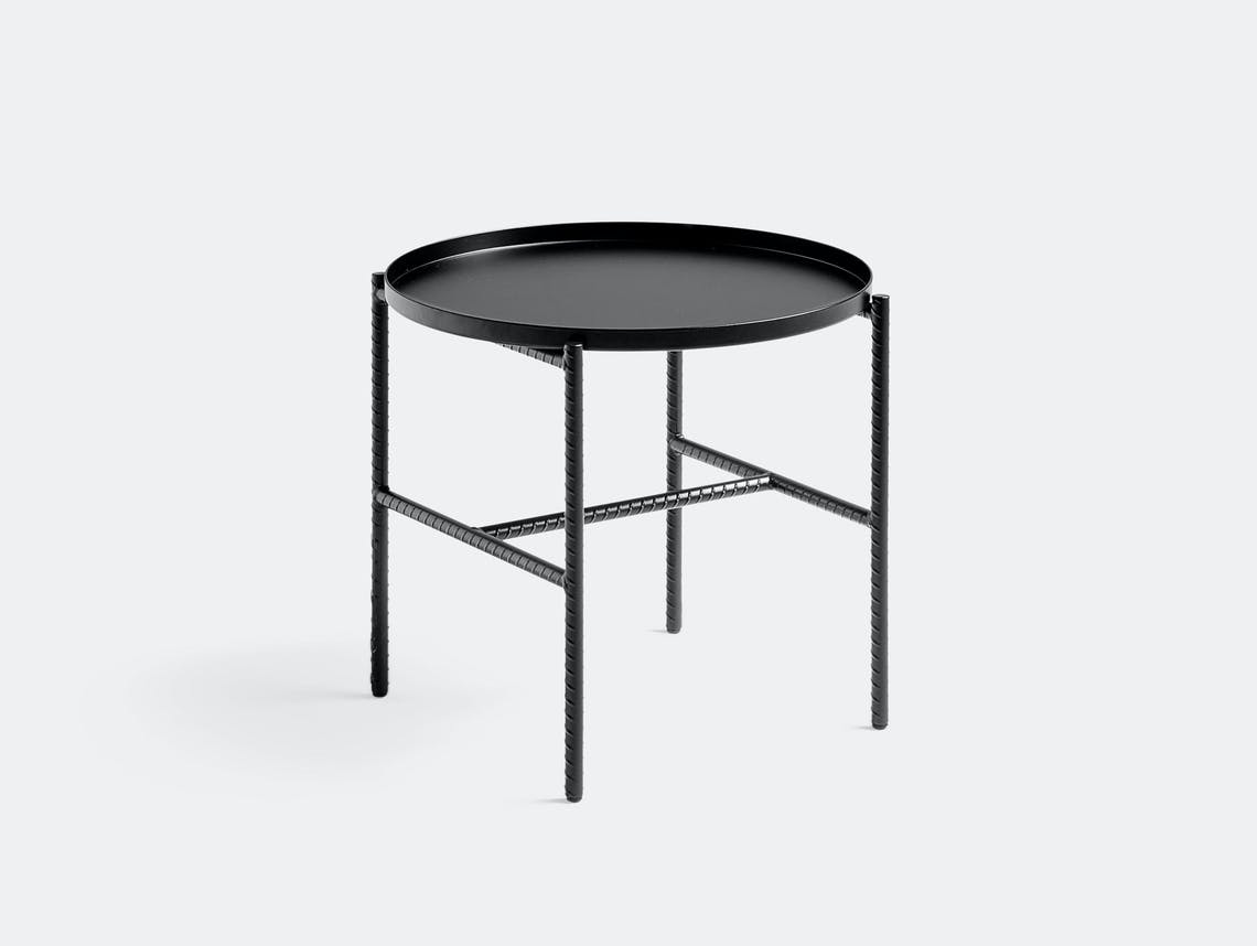 Hay Rebar Side Table Powder Coated Sylvain Willenz
