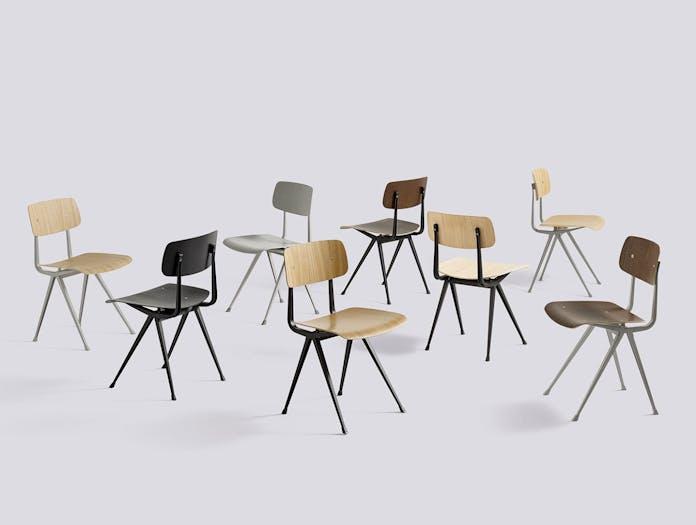 Hay Result Chair Group Wim Rietveld Friso Kramer