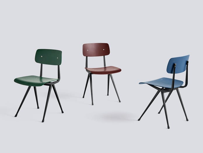 Hay Result Chairs Wim Rietveld Friso Kramer
