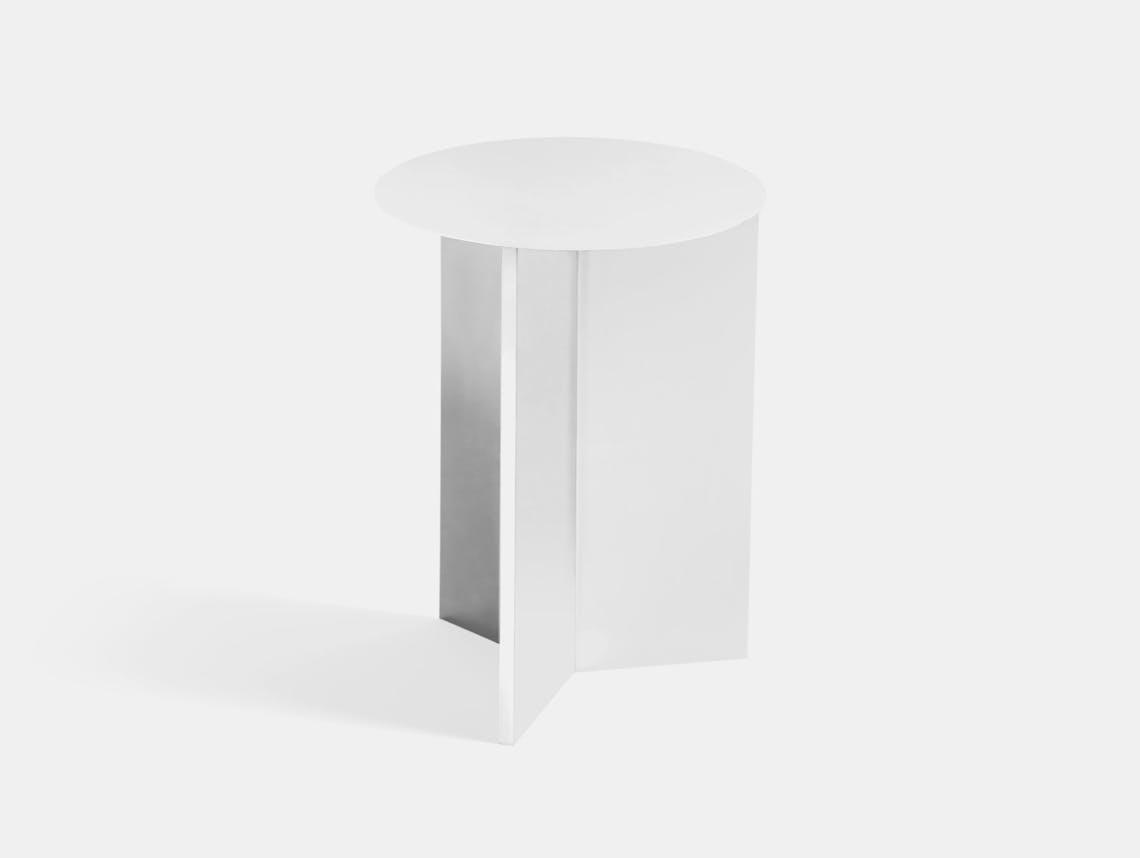Hay Slit Table High White