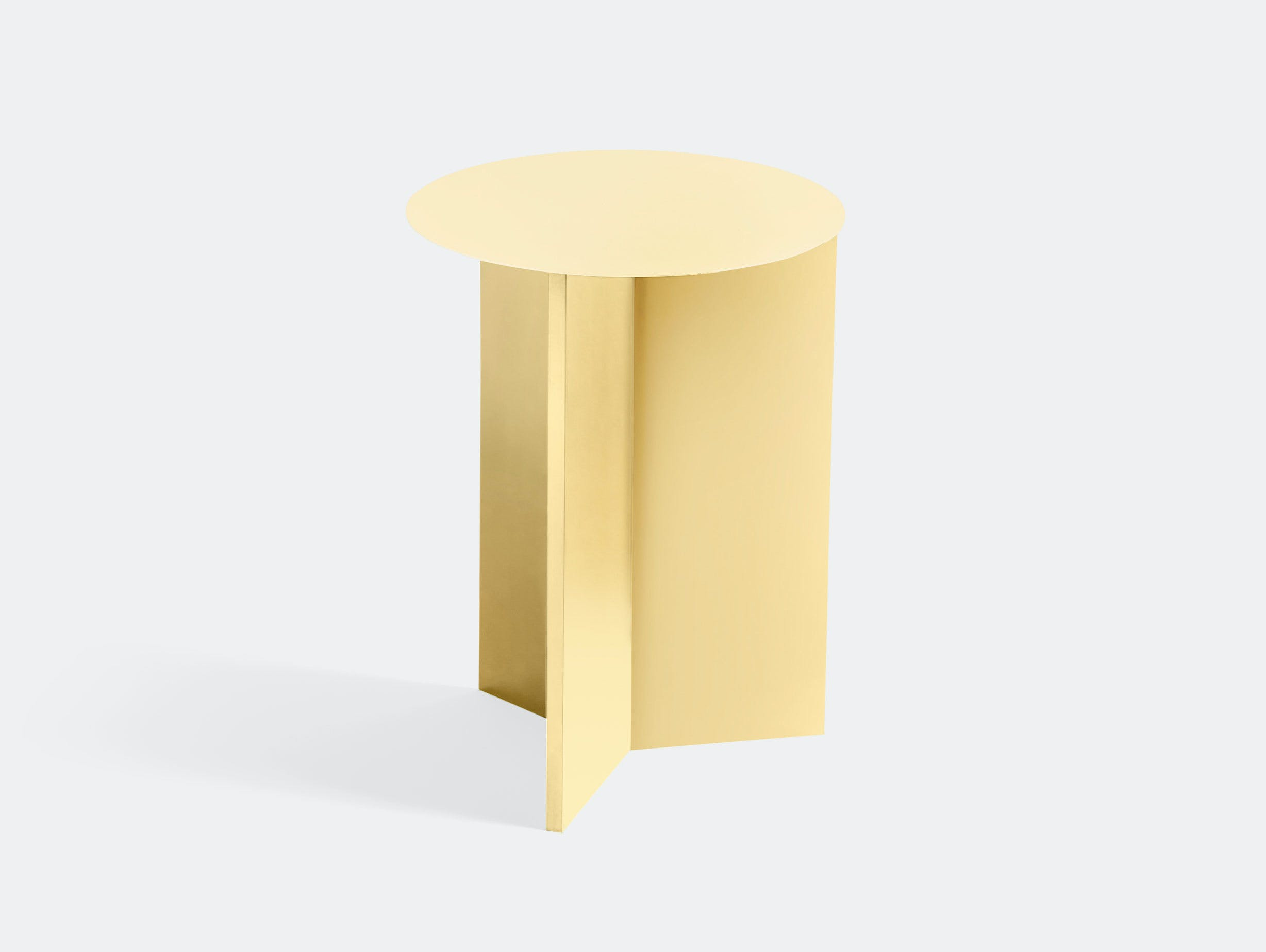 Hay Slit Table High Yellow