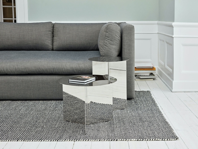 Hay Slit Tables Mirrored