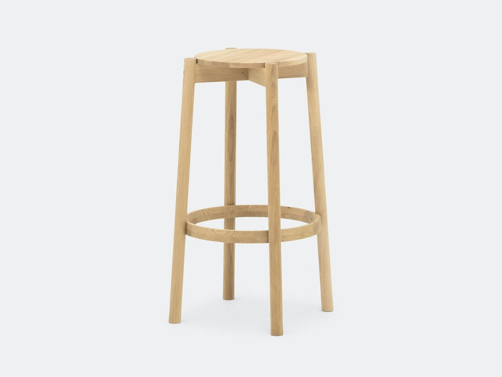 Castor Bar Stool image