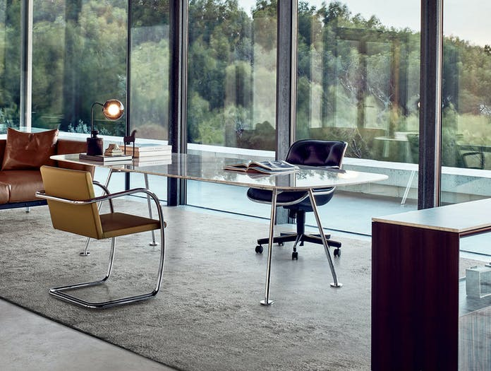 Knoll Grasshopper Table Office Piero Lissoni