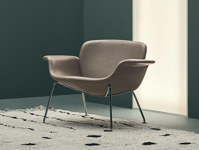 Knoll Kn04 Lounge Chair 2019 Piero Lissoni