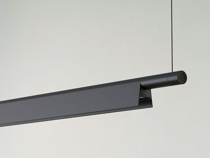 Luceplan Compendium Suspension Light Black Detail Daniel Rybakken
