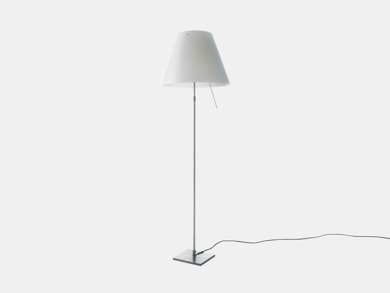 Luceplan Costanza Floor Lamp Paolo Rizzatto