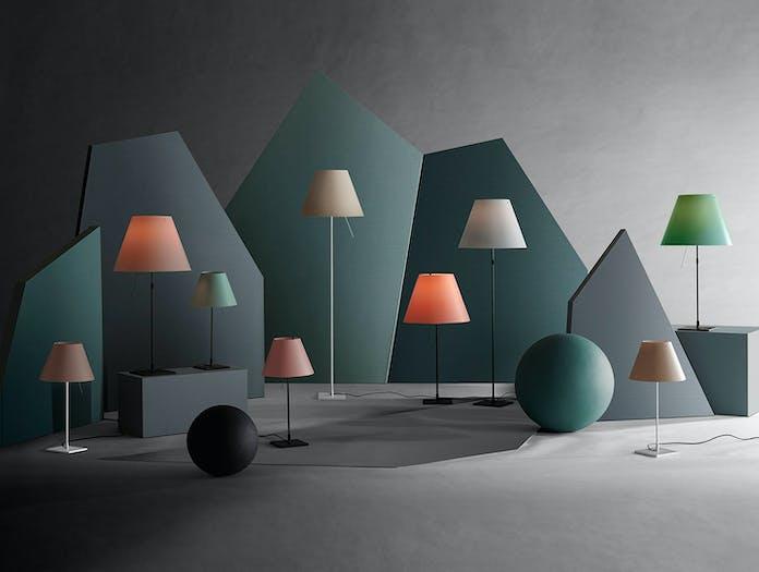 Luceplan Costanza Lamp Collection 1 Paolo Rizzatto