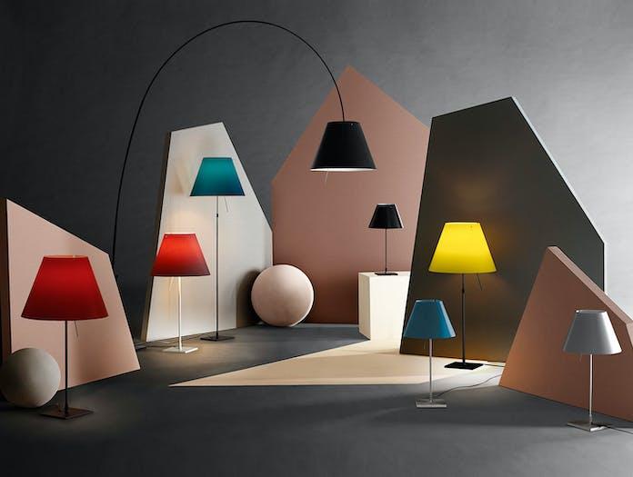 Luceplan Costanza Lamp Collection 2 Paolo Rizzatto