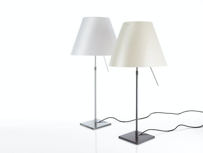 Luceplan Costanza Table Lamps Paolo Rizzatto