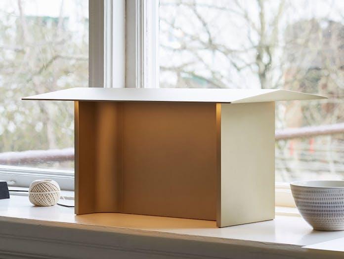 Luceplan Fienile Table Lamp 1 Prosecco Daniel Rybakken