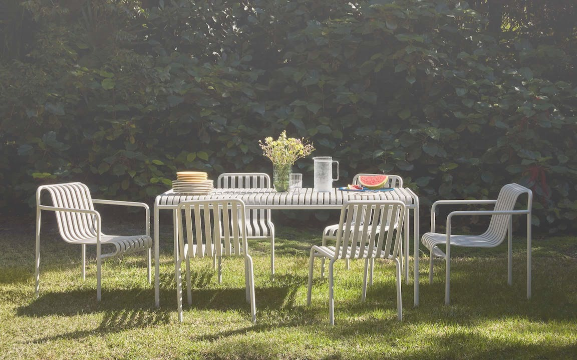 Outdoor seating catalogue image
