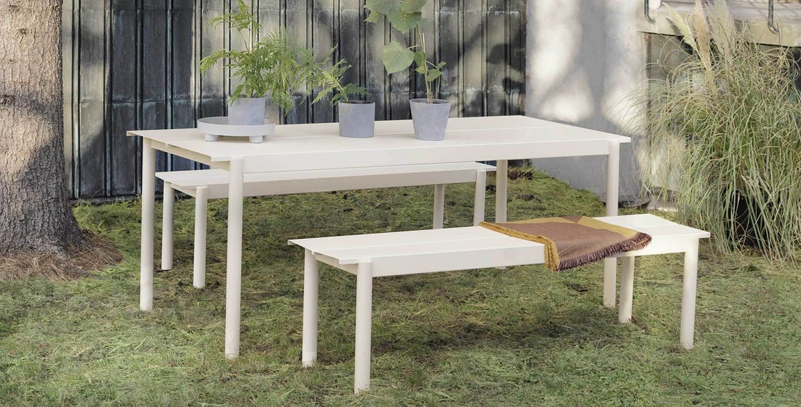 Outdoor tables catalogue image