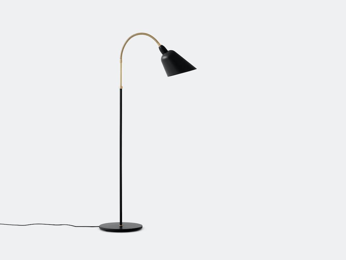 And Tradition Bellevue Aj7 Black Arne Jacobsen