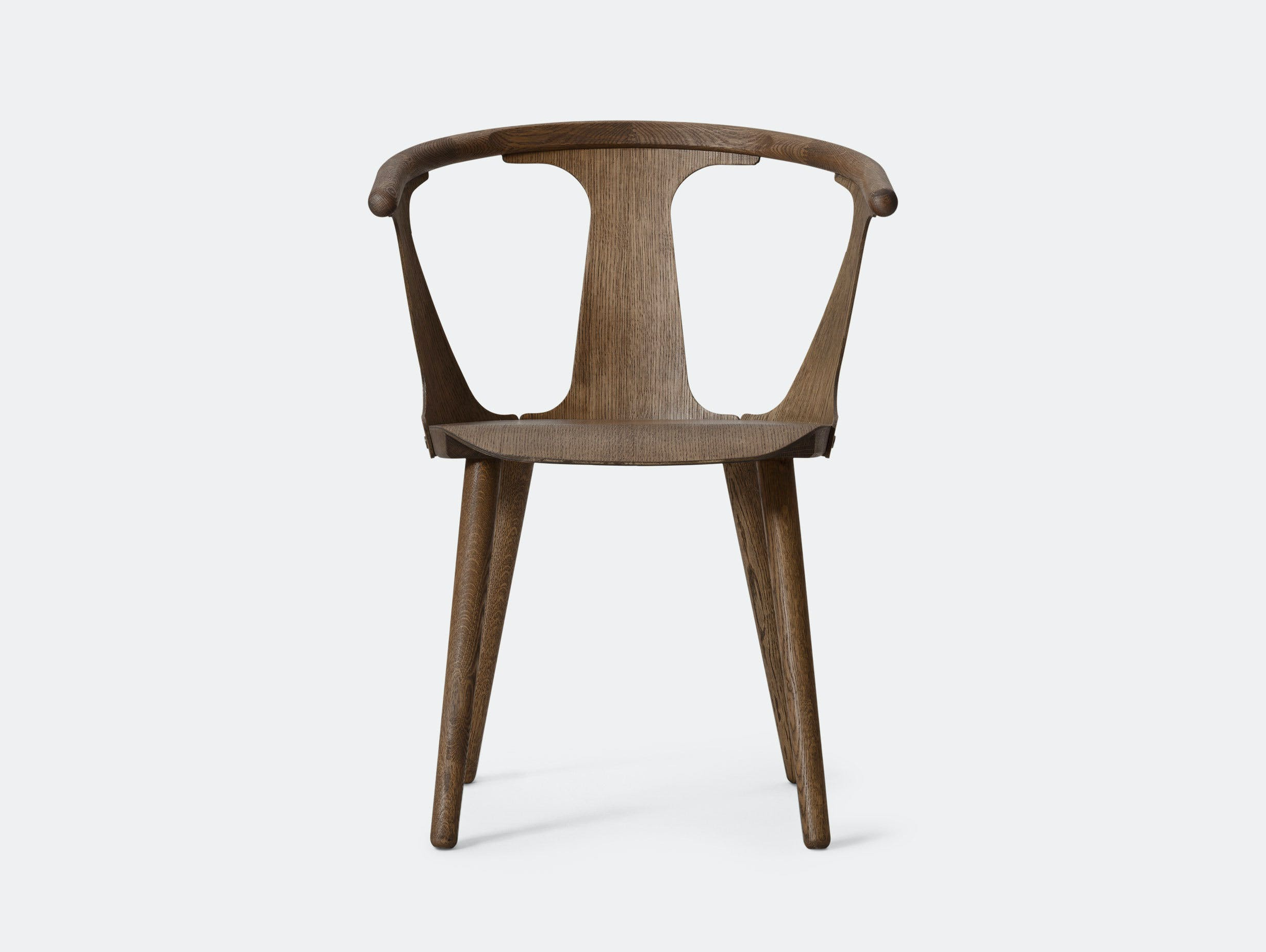 And Tradition In Between Chair Oak Brown Sami Kallio