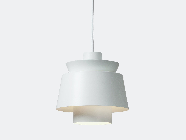 And Tradition Utzon Pendant Lamp White Jorn Utzon