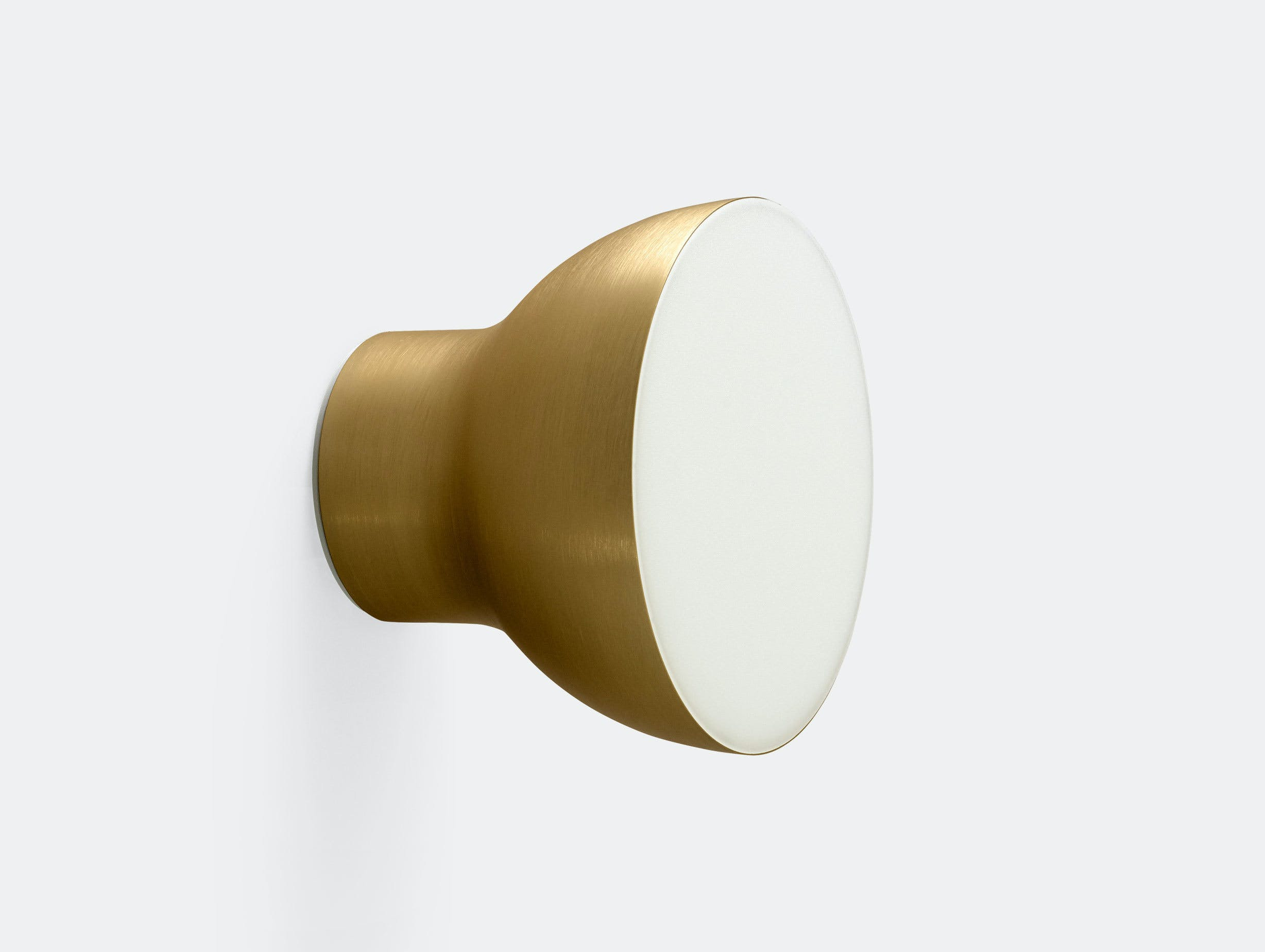 And Tradition Passepartout Wall Light Jh11 Gold Jaime Hayon