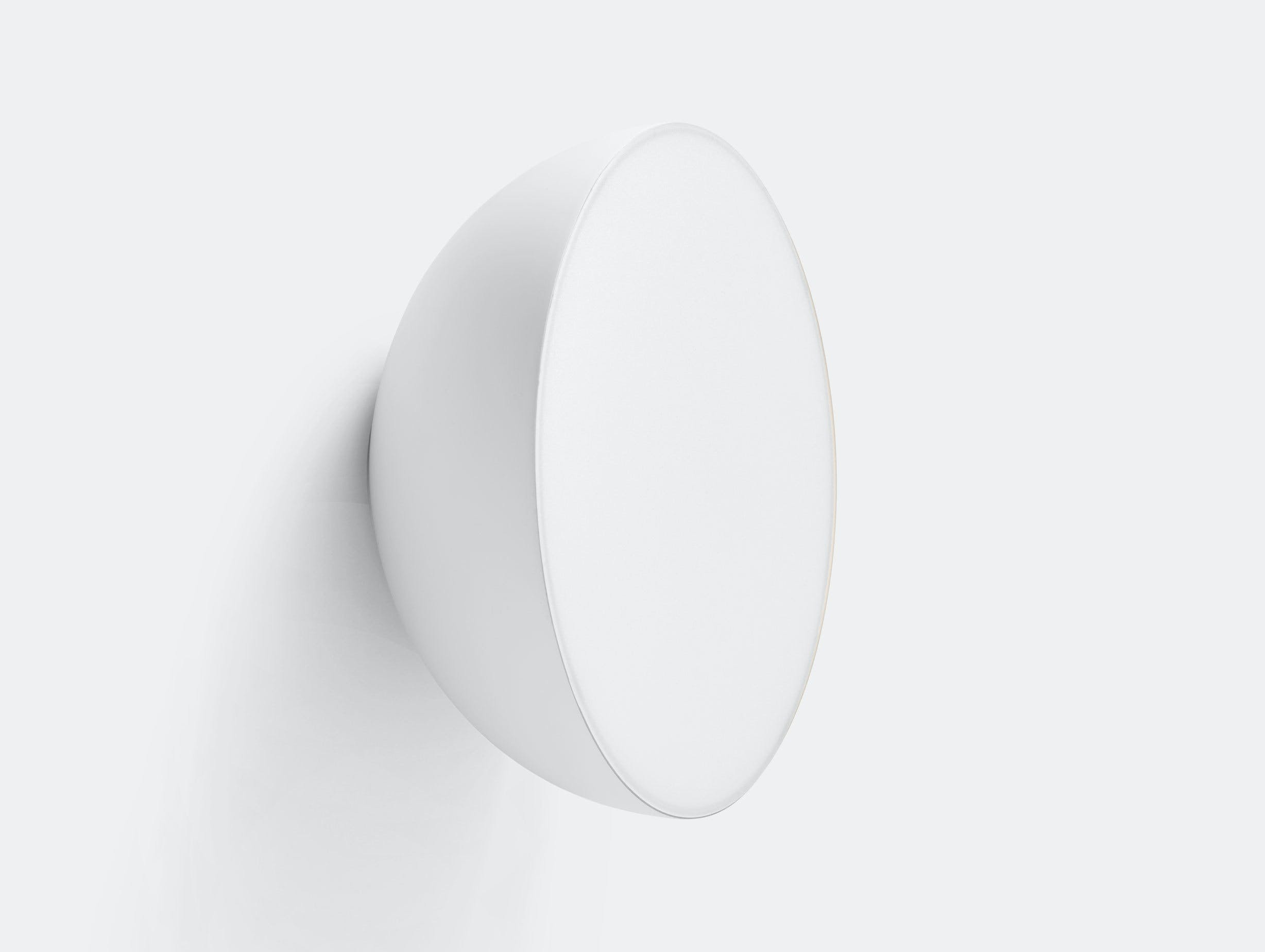 And Tradition Passepartout Wall Light Jh12 White Jaime Hayon
