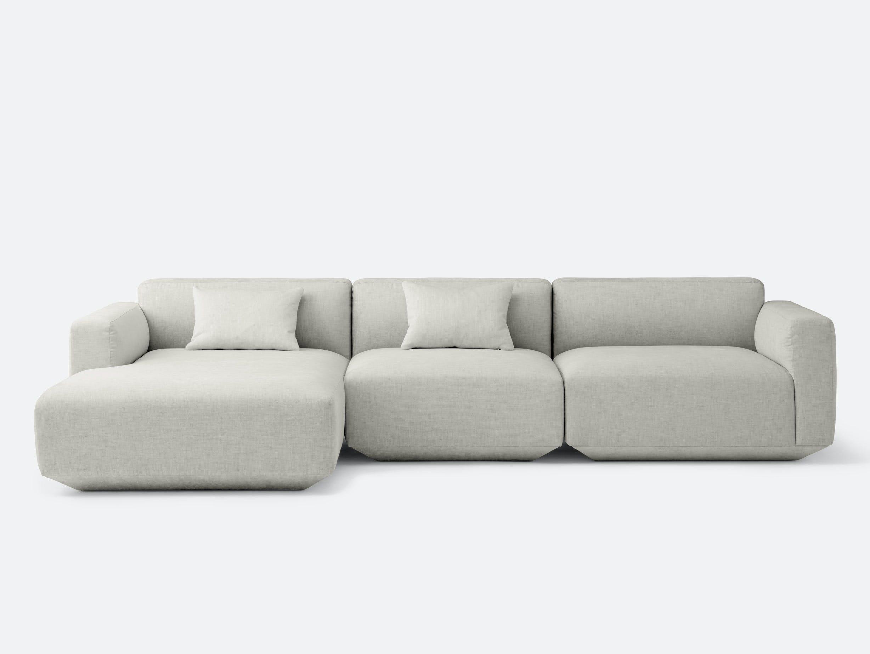 Andtradition develius sofa E maple