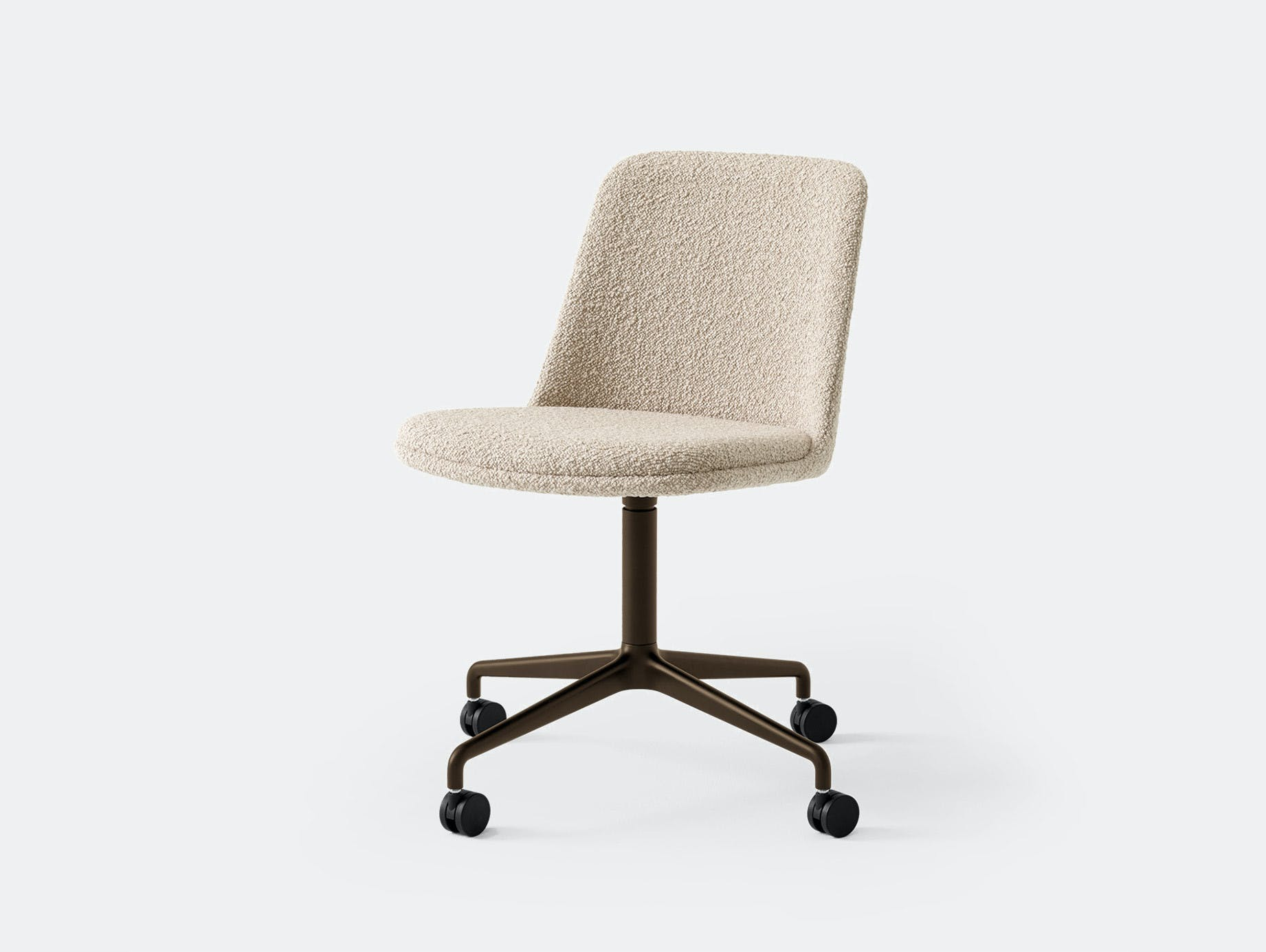 Andtradition rely chair castor base