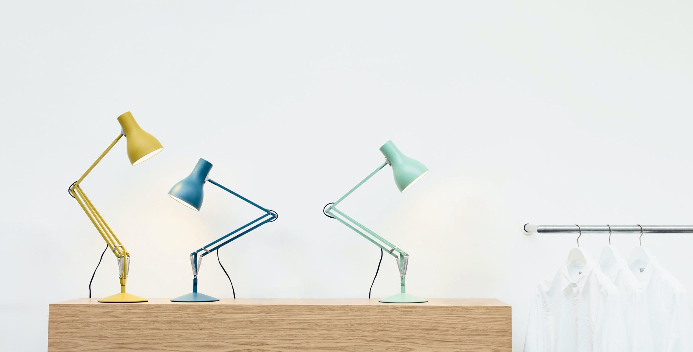 Anglepoise Lighting Collection