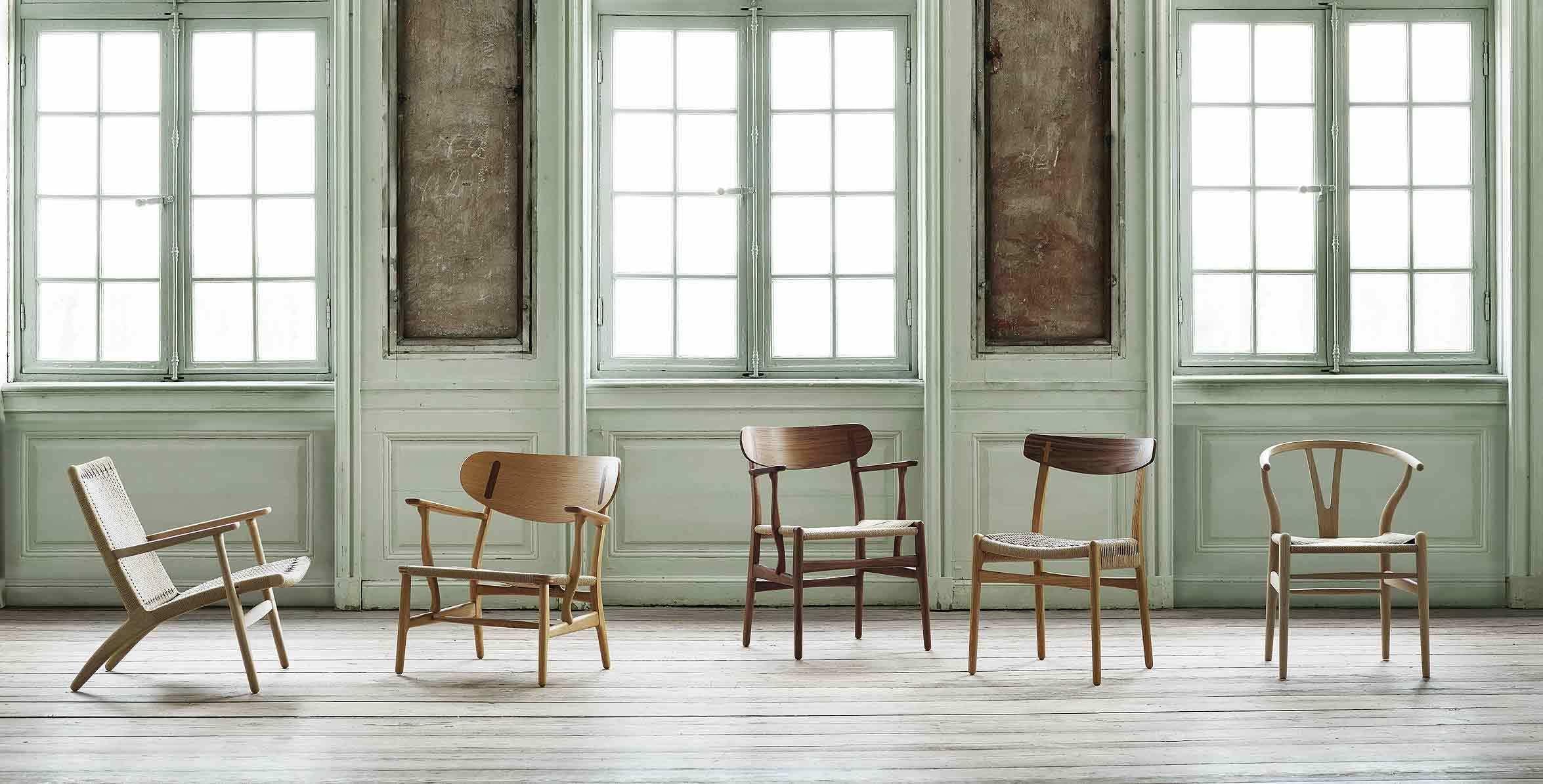 Carl Hansen Hans Wegner Collection