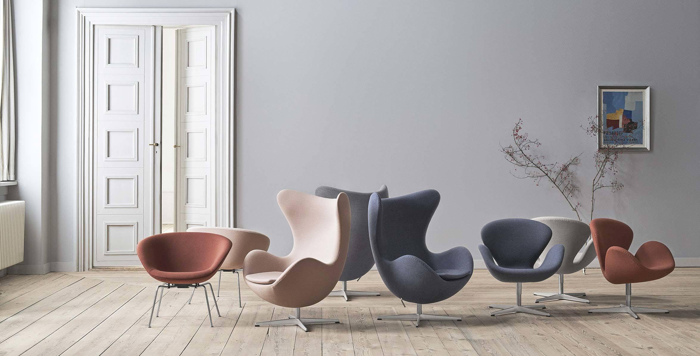 Fritz Hansen Furniture