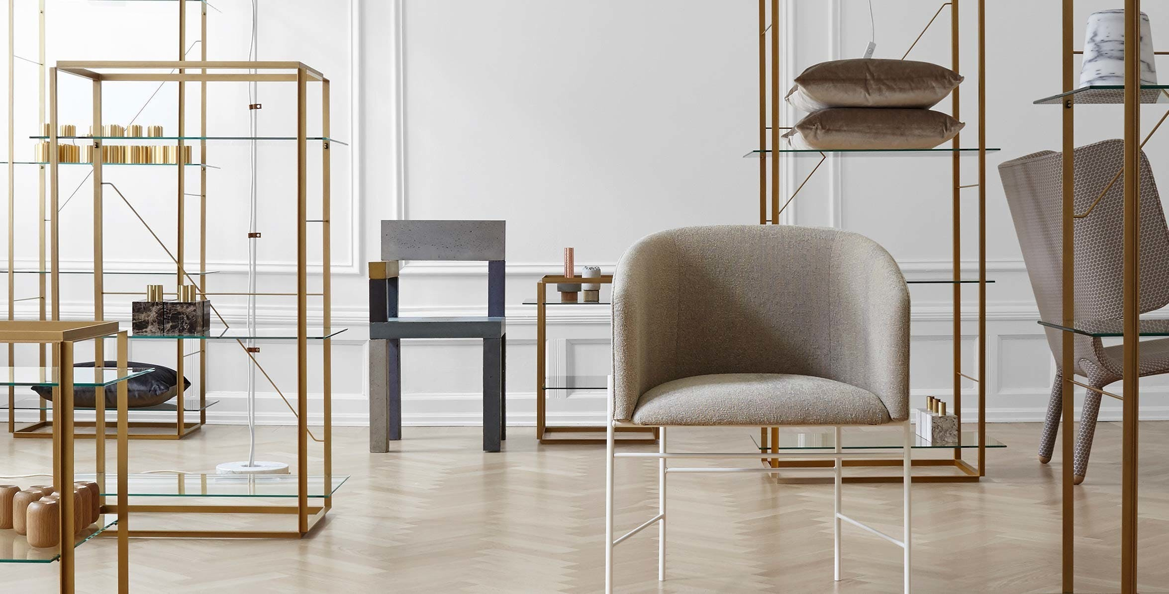 New Works Copenhagen Furniture Lighting