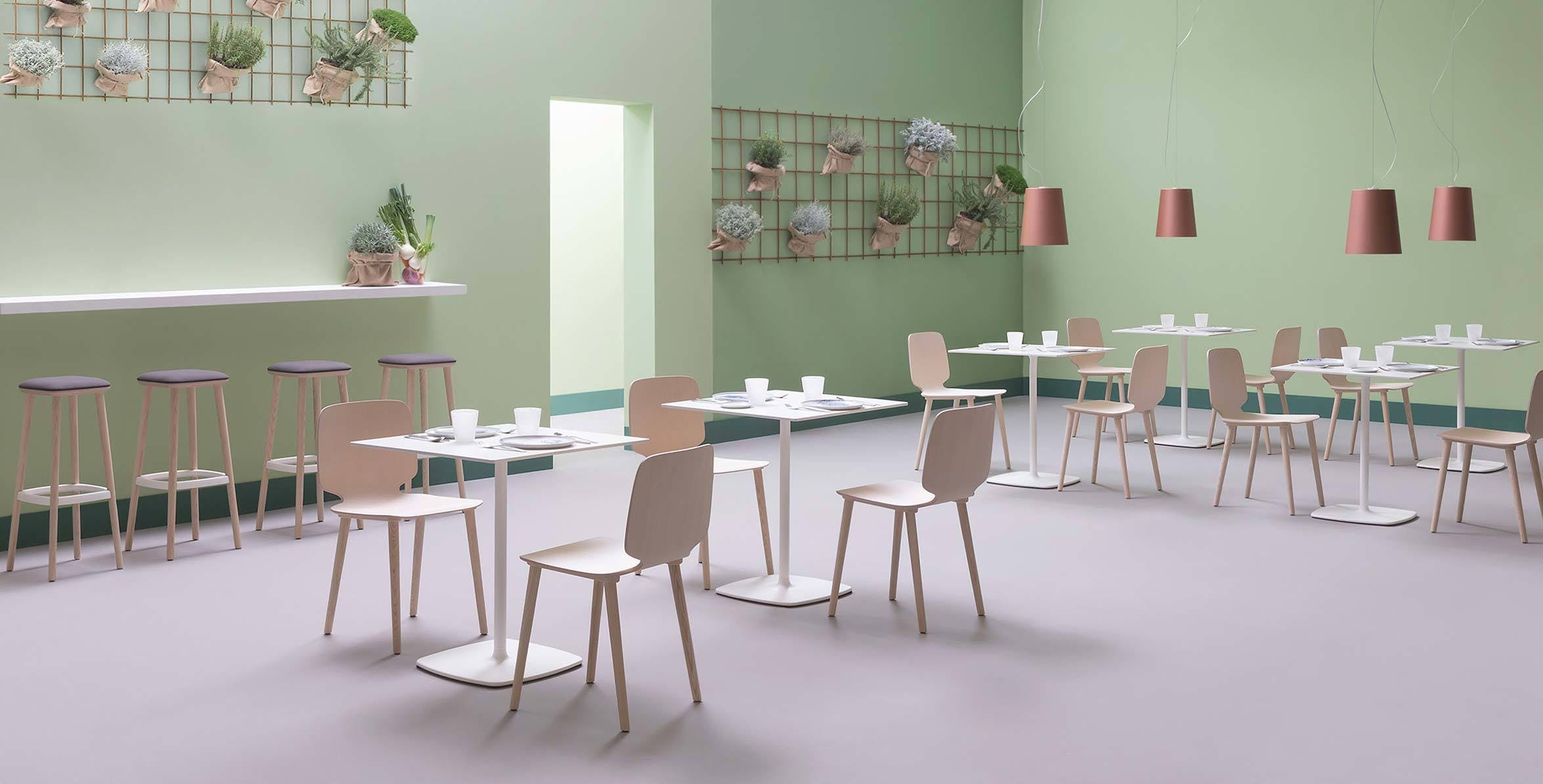 Pedrali 2 Contract Furniture Cafes Bars Hotels