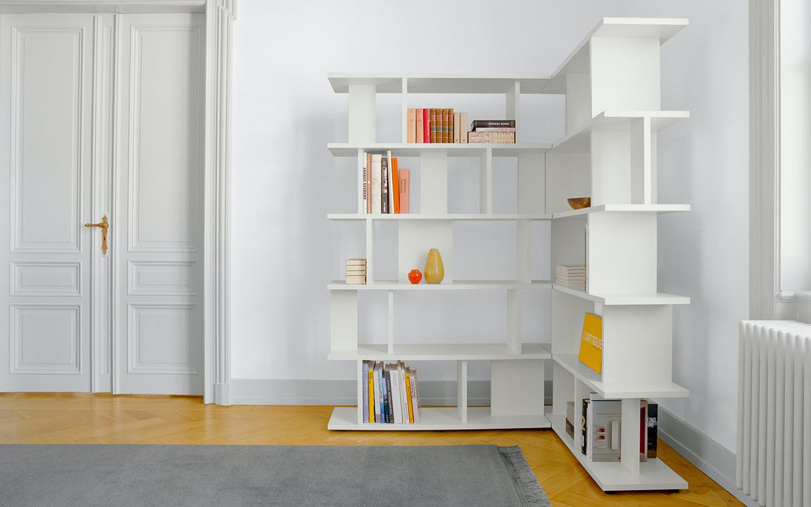 Shelving catalogue image
