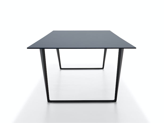 Mdf Italia Axy Table End Claudio Bellini