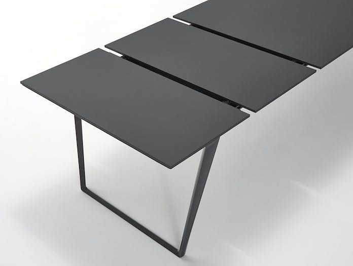 Mdf Italia Axy Table Ext Leaf 2 Claudio Bellini