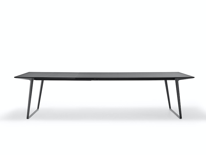 Mdf Italia Axy Table Extendable Claudio Bellini
