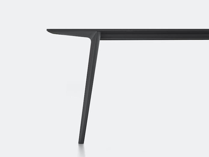 Mdf Italia Axy Table Leg Claudio Bellini