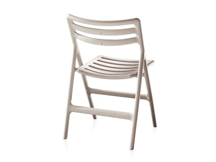 Magis Folding Air Chair Back Jasper Morrison