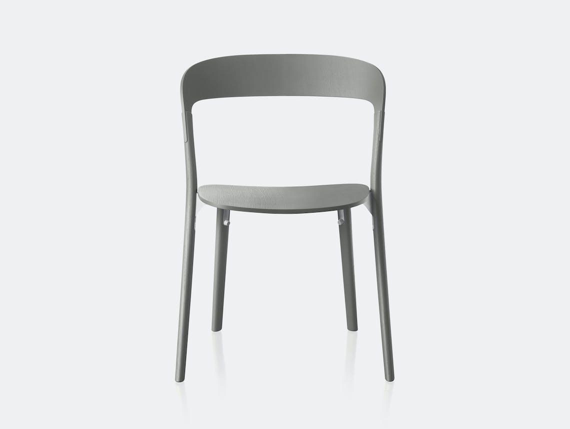 Magis Pila Chair Grey Ronan Erwan Bouroullec