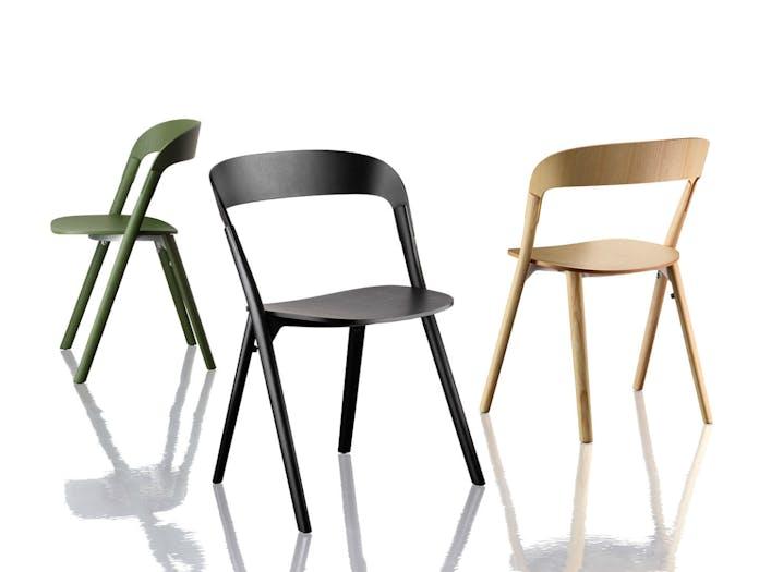 Magis Pila Chairs Ronan Erwan Bouroullec