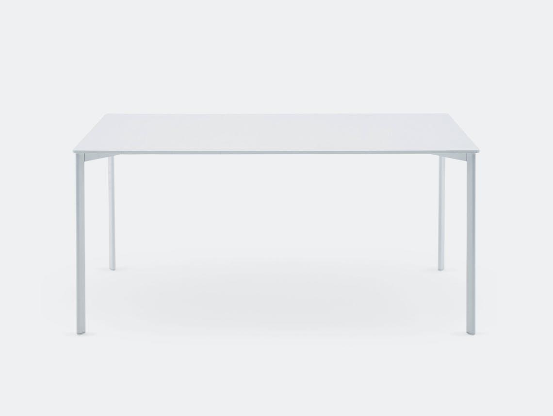 Magis Striped Table White Ronan Erwan Bouroullec